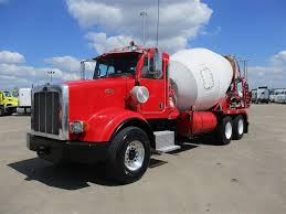 2011 Peterbilt 365 Concrete Mixer Truck Used Mixer Trucks - Tandem