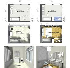 roomsketcher plan your bathroom design ideas with