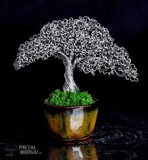251 best bonsai wire sculpture images on wire trees