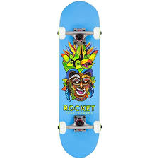 Rocket Mask Series Complete Skateboard / Sizes | EBay