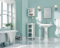 Teal Color Bathroom Decor by Modern Cream And Blue Bathroom Ideas That Has White Modern