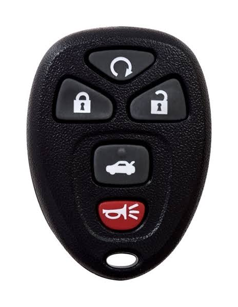 Duracell GM006D Unlock Remote Start Trunk Panic Keyless Entry Remote