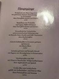 menu at herxemer esszimmer restaurant herxheim bei landau pfalz