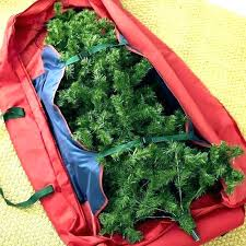 Upright Christmas Tree Storage Bag Trees With Wheels