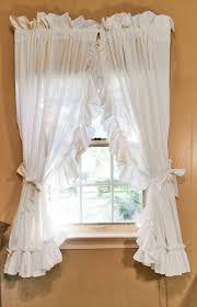 Lush Decor Belle Curtains by 100 White Country Curtains Bedroom Good Looking Cottage