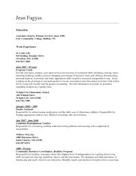 Resume Bachelor Of Science Abbreviation Fresh Degree Examples Associates Sample Listing Education