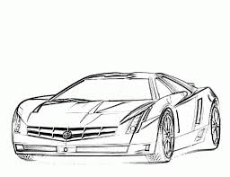 Best Car Coloring Pages Printable 83 About Remodel Picture Page With