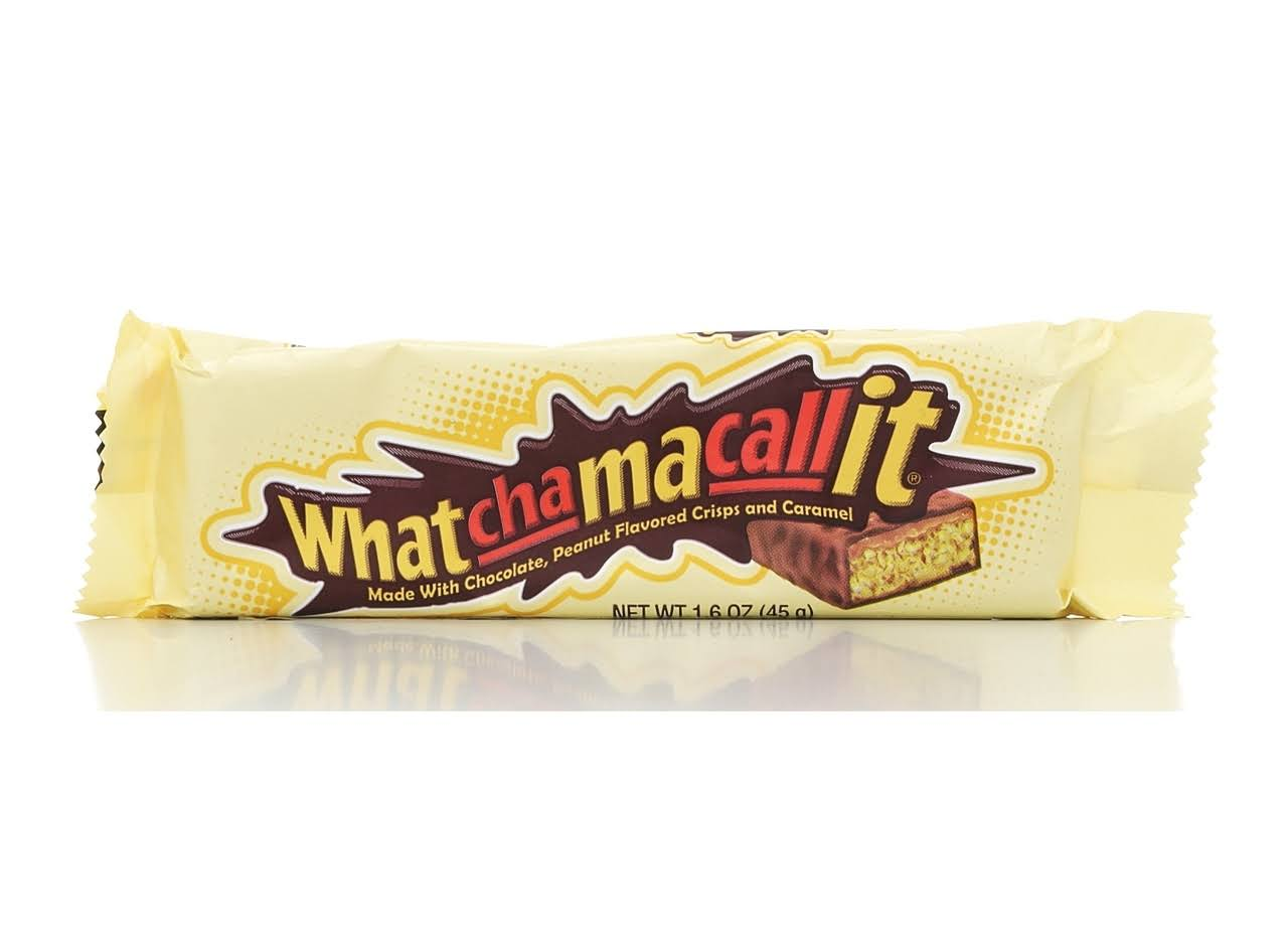 Whatchamacallit Candy Bar - 1.6oz