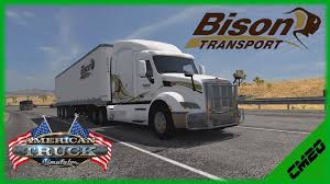 American Truck Simulator / Fleet Drive / Bison Transport - YouTube Freightliner Onhighway Lower Your Real Cost Of Ownership Bison Transport Success Story Trucks Youtube Trucking Canute Ok Best Truck 2018 Volvo Vnl780 34271 Flickr The Transporter Sustainability Firms Already Rolling Winnipeg Free Press Gun Truck Wikipedia Alton Palmer Llc Havelaar Canada Tca And Carriersedge Release 2016 Listing Fleets To Drive Ats Company Drive 1