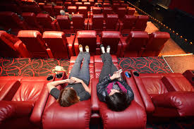Astonishing Great Popular Recliner Chair Movie Theater Property