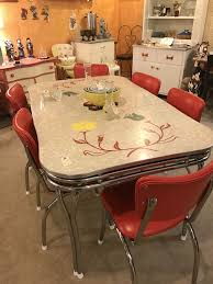 100 Red Formica Table And Chairs Beautiful Vintage Table S In 2019 Vintage