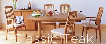 Classic Teak 1016 Dining Chair
