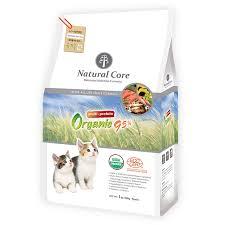 organic cat food multi protein organic 95