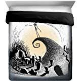 Nightmare Before Christmas Bedroom Set by Amazon Com The Nightmare Before Christmas Sheet Set Full Size 4