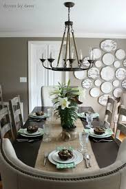Dining Room Tables Sizes by Decorating Your Dining Room Must Have Tips Driven By Decor