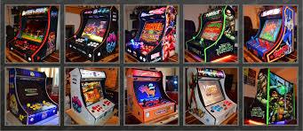 Mini Arcade Cabinet Kit Uk by Mini Arcade Machines