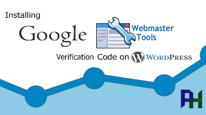 adding google webmaster to your wordpress website paul hutchinson