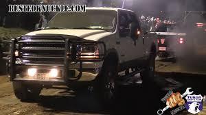 TUG OF WAR Dodge Powerstroke Rolling Coal Verses Cummins F250 Truck