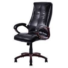 Giantex Ergonomic PU Leather Office Chair Modern High Back Swivel Executive  Desk Task Gaming Chair Home Furniture HW52715-in Office Chairs From ... Replica Charles Ray Eames Pu Leather High Back Executive Office Chair Black Stanton Mulfunction By Bush Business Fniture Merax Ergonomic Gaming Adjustable Swivel Grey Sally Chairs Guide How To Buy A Desk Top 10 Soft Pad Annaghmore Fduk Best Price Guarantee We Will Beat Our Competitors Give Our Sales Team A Call On 0116 235 77 86 And We Wake Forest Enthusiast Songmics With Durable Stable Height Obg22buk Rockford Style Premium Brushed Alinium Frame