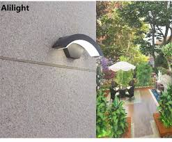 fashion design luxury outdoor lighting wall light sconces garden