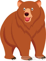 Free Bear Clipart Clip Art Pictures Graphics