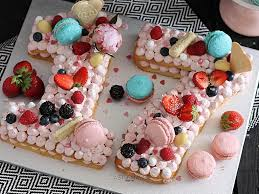 castlemaker food lifestyle magazin number cake mit