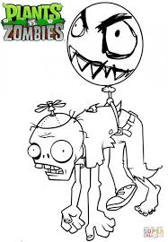 Coloring Plants Vs Zombies 50 Images WSDL