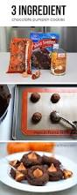 Pumpkin Spice Hershey Kisses Cookies by Chocolate Pumpkin Cookies I Heart Nap Time