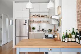 Small Kitchen Designs With Island 15 Small Kitchen Island Ideas Architectural Digest