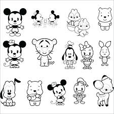 Disney Coloring Pages To Print Out Baby Colouring Printable