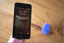 How to Hide Important Notifications from your iPhone s Lock Screen