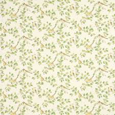 Curtain Fabric John Lewis by Aviary Garden Apple Green Mix Patterned Curtain Fabric At Laura