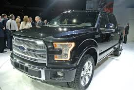 100 Aluminum Ford Truck F150s New Aluminum Body Sends Shivers Through Steel Industry