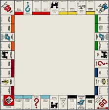 The Original Monopoly Board Basic Rules Of Game