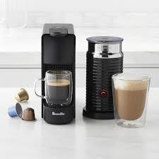 Nespresso Essenza Mini Espresso Machine With Aeroccino Milk Frother