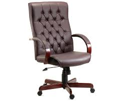 Leather Office Chairs & Seating Furniture & Storage - Ryman