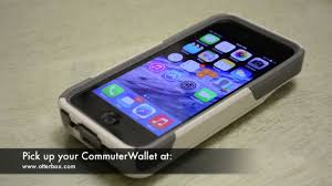 Otterbox muter Wallet Case iPhone 5 & 5S Indepth Review