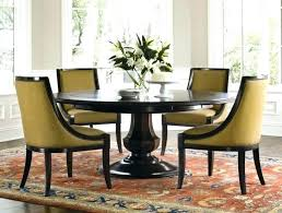 Round Dining Room Table With Leaf Full Size Of Artistic Furniture Medium Yellow Wood