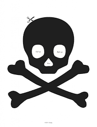 Pirate Ship Pumpkin Stencil by 7 Best Images Of Pirate Pumpkin Stencil Printable Printable