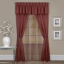 Brylane Home Lighted Curtains by Pink Tier Curtains Sears