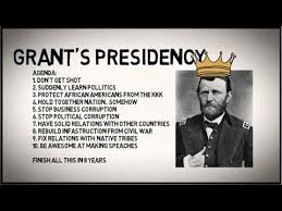 New Ulysses S Grant Quotes Was A Terrible President Youtube