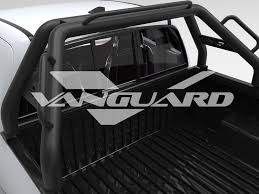 Roll Bar Black | Auto-Beauty Vanguard