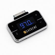 Amazon Satechi Wireless FM transmitter with LCD Display for