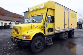 100 Used Box Trucks For Sale By Owner 2000 INTERNATIONAL 4900 BOX VAN TRUCK FOR SALE 543111