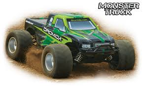 Dromida 1/18 Scale Monster Truck 4WD RTR - Overview