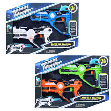 Indoor Outdoor Set Of 4 Infrared Laser Tag Guns Walmartcom