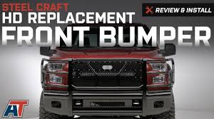 2015-2017 F150 Steel Craft HD Replacement Front Bumper Review ... Truck Bumpers Ebay Luverne Equipment Product Information Magnum Heavy Duty Rear Bumper 2010 Gmc Sierra Facelift Ali Arc Industries Ranch Hand Wwwbumperdudecom 5124775600 Low Price Btf991blr Legend Bullnose Series Front Dodge Ram 123500 Stealth Fighter Dakota Hills Accsories Alinum Replacement Weis Fire Safety