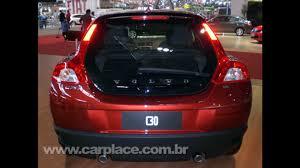 Sal£o do Autom³vel 2008 Volvo mostra o personalizado C30 R