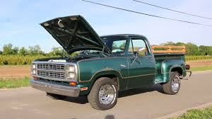 "1979 Dodge ""Warlock II"" Pickup Truck For Sale~Only 36,372 Miles ..."
