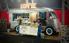 Froth Coffee And Tap Truck